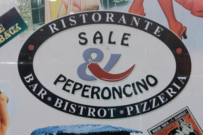 Sale & Peperoncino Business View