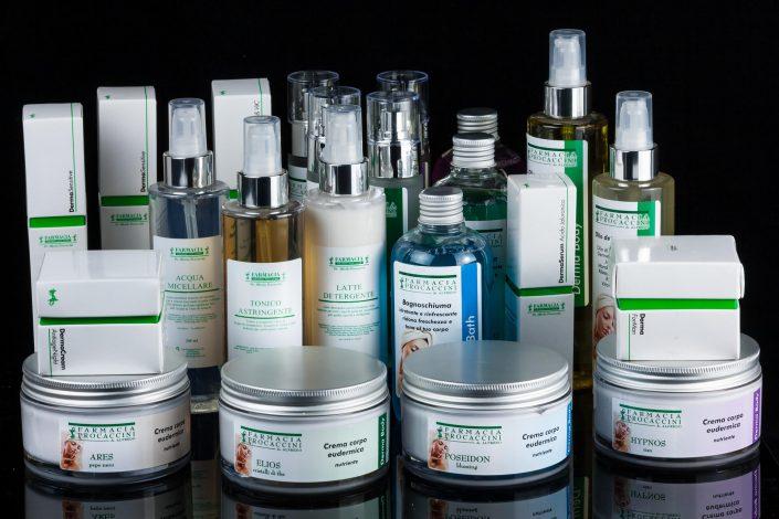 Prodotti Cosmeceutici linea Dr. Procaccini